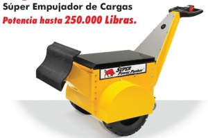 Súper Power Pusher. Empujador de Cargas. Made in USA