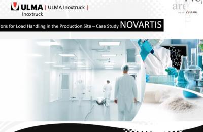 a. Laboratorio SIEGFRIED (NOVARTIS) y ULMA Inoxtruck