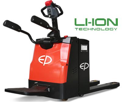 Zorra Eléctrica EP. Serie MAX. Mod. RPL Batería ION Litio 2,0-2,5-3,0T. de Carga